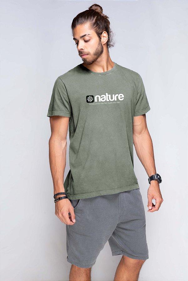 Camiseta Nature Estonada