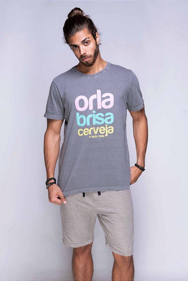 Camiseta Orla, Brisa e Cerveja Estonada