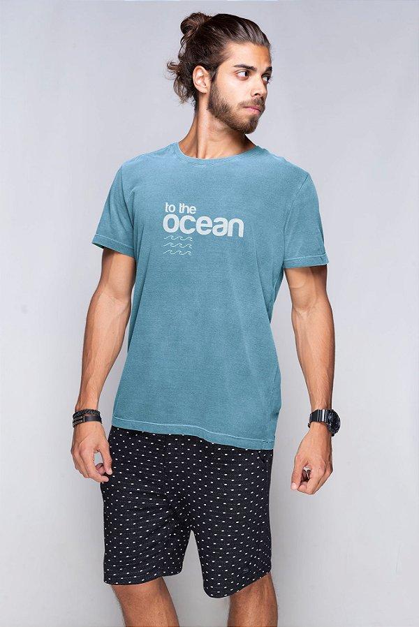 Camiseta To the Ocean Estonada