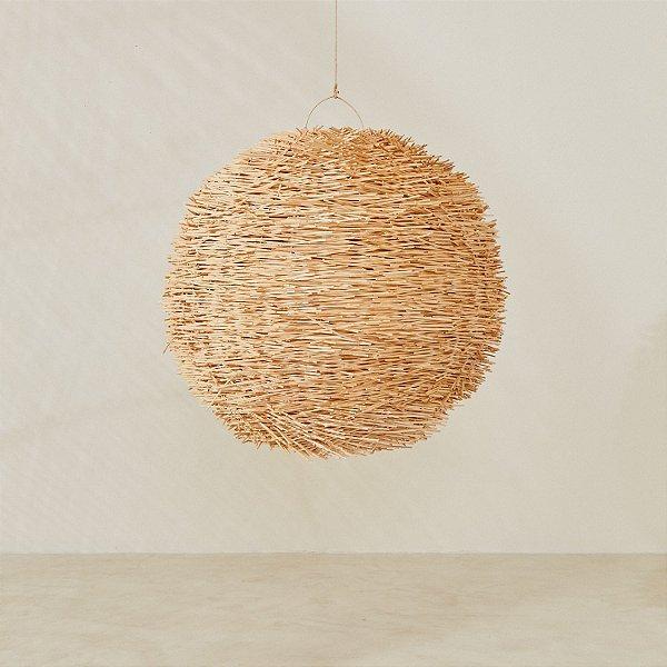 Luminária Esfera Espetos