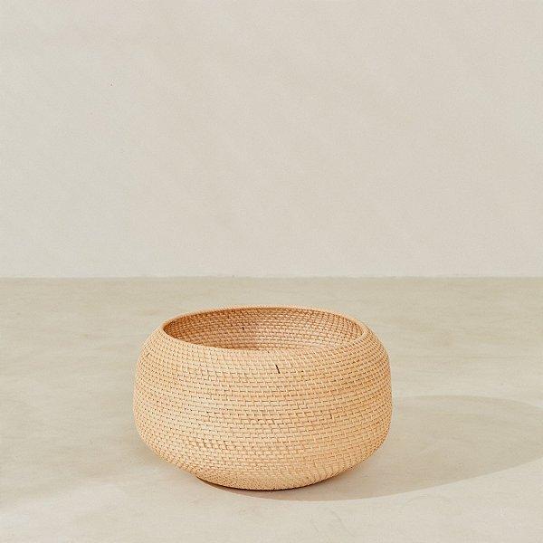 Bowl Rattan