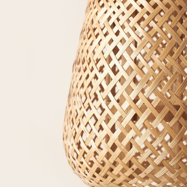 Lanterna Bambu