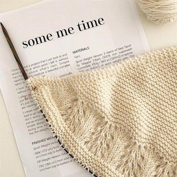 CURSO DE TRICÔ ON-LINE | XALE SOME ME TIME