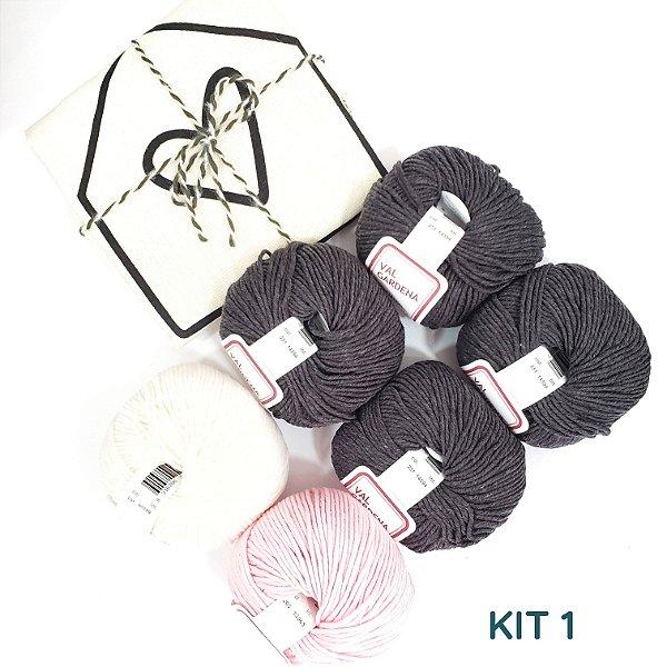 Kit Almofada Härlig - Exclusivo para alunas