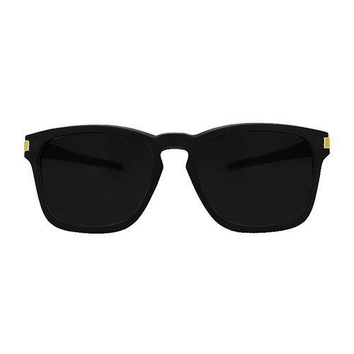 Óculos Masculino Linha Clássicos - Preto com Verde