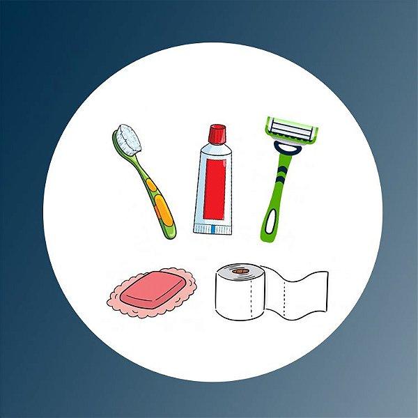 Kit de Higiene  ( 3 unidades)