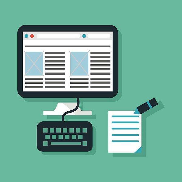 Personalização de Blog