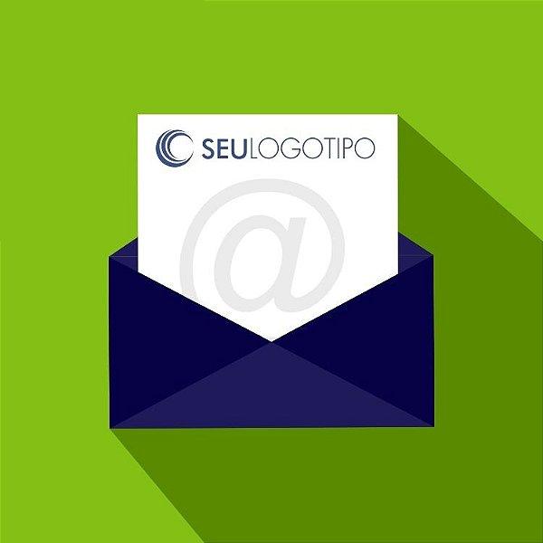 Marca nos e-mails transacionais