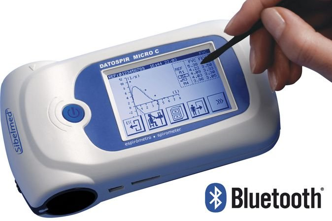 Espirometro Sibelmed DatoSpir Micro C
