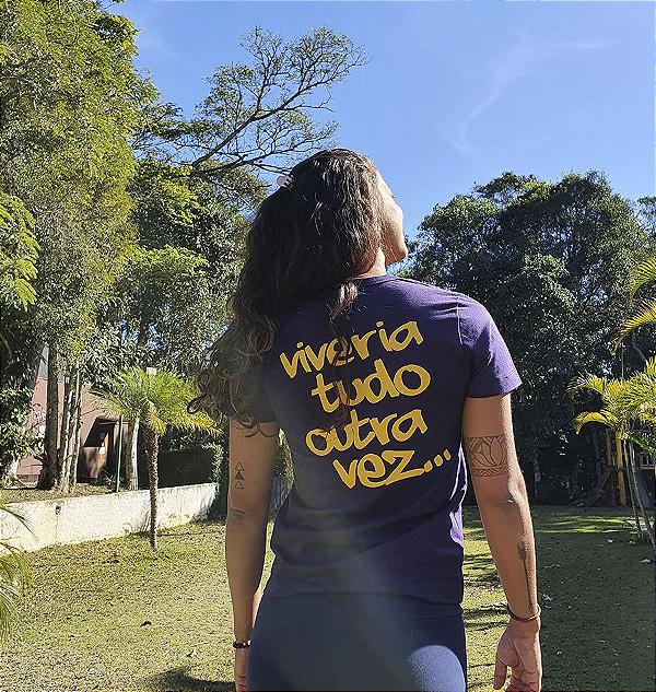 Camiseta Coleção Antiga Viveria