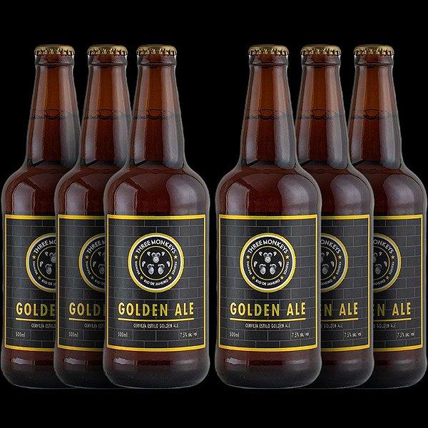 Golden Ale - 6un de 500ml