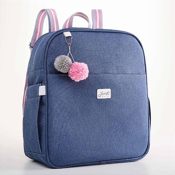 Mochila Maternidade Color Rosa - Just Baby