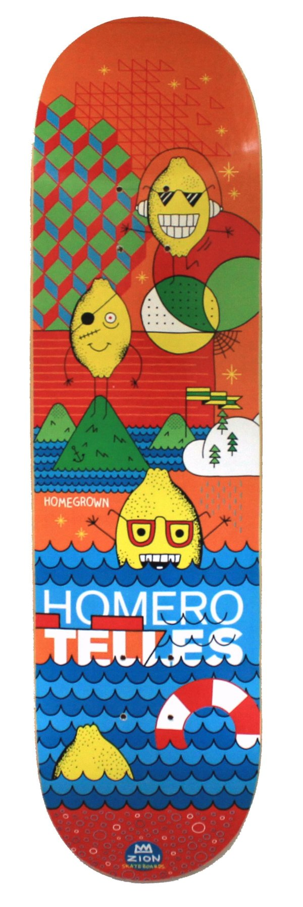 Shape Zion Pro Model Homero Telles