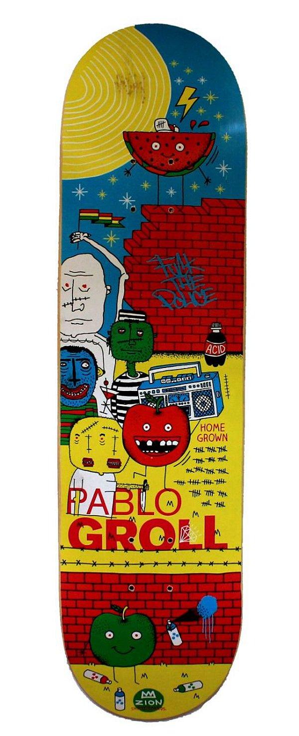 Shape Zion Pro Model Pablo Groll