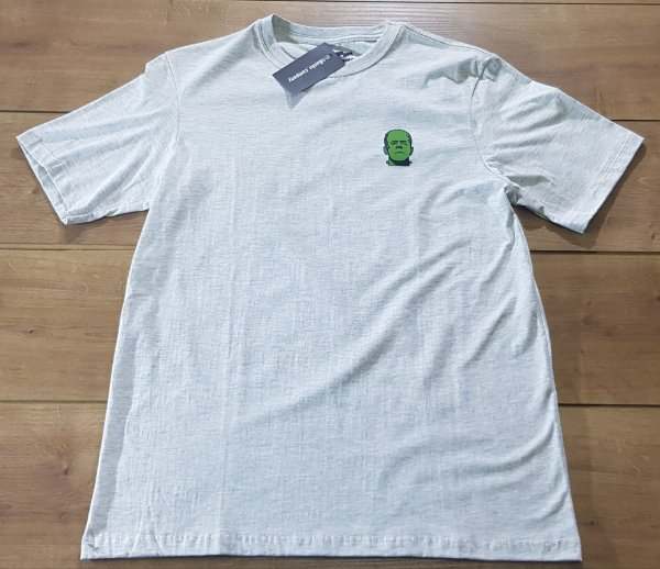 Camiseta Banks Cinza Frankstein