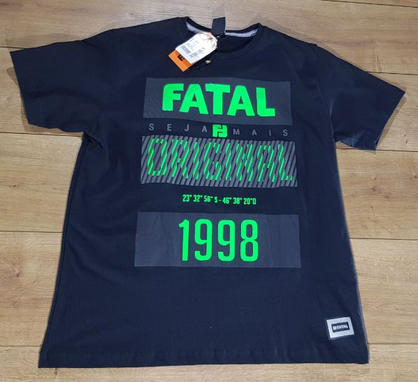 Camiseta Fatal ref. 19