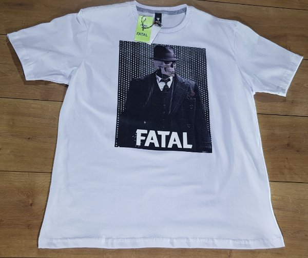 Camiseta Fatal ref. 07