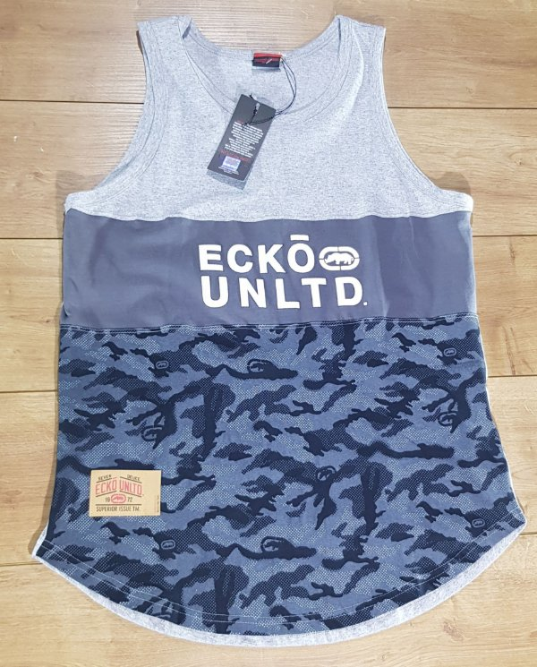 Camiseta Regata Ecko ref. 01