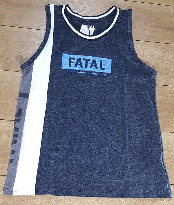 Camiseta Regata Fatal ref. 08