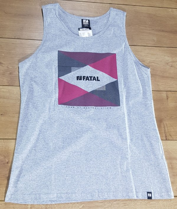 Camiseta Regata Fatal ref. 05