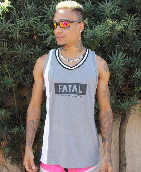 Camiseta Regata Fatal ref. 10