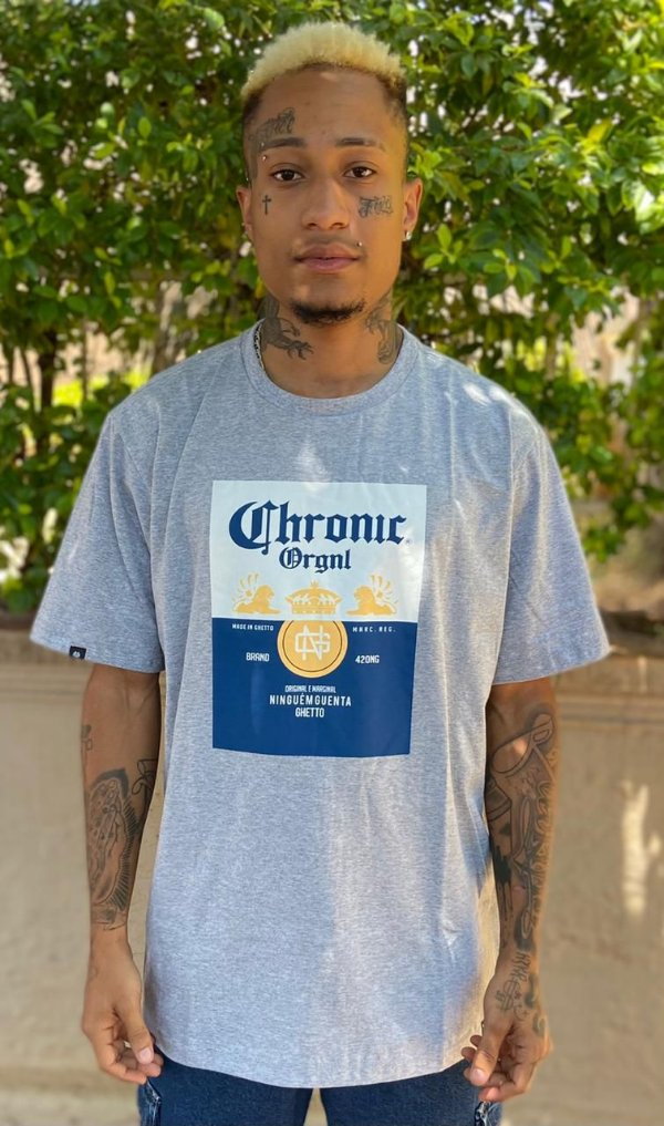 Camiseta Chronic 2191