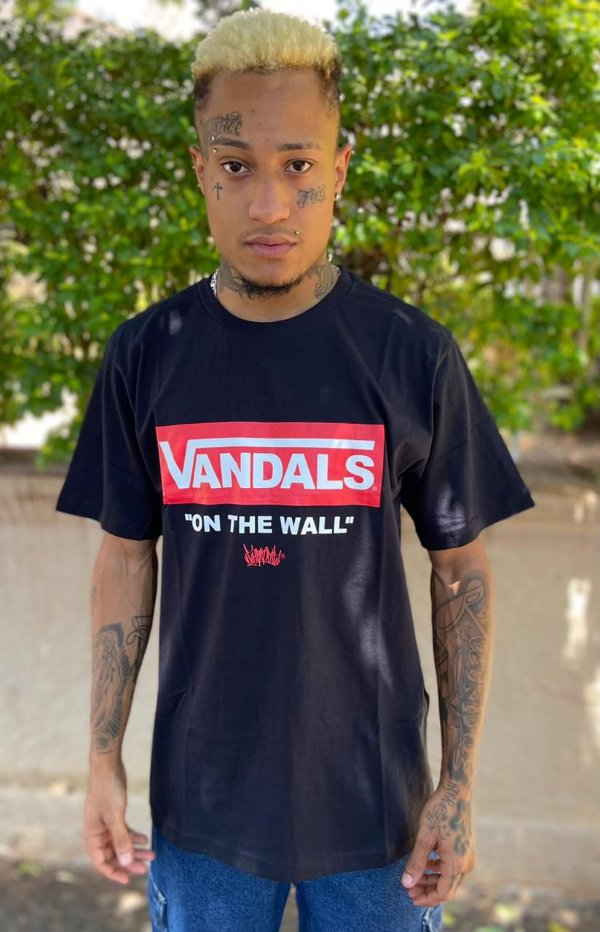 Camiseta Chronic Vandals 1990
