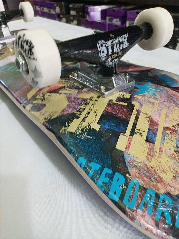 Skate Stick Montado ref. 02