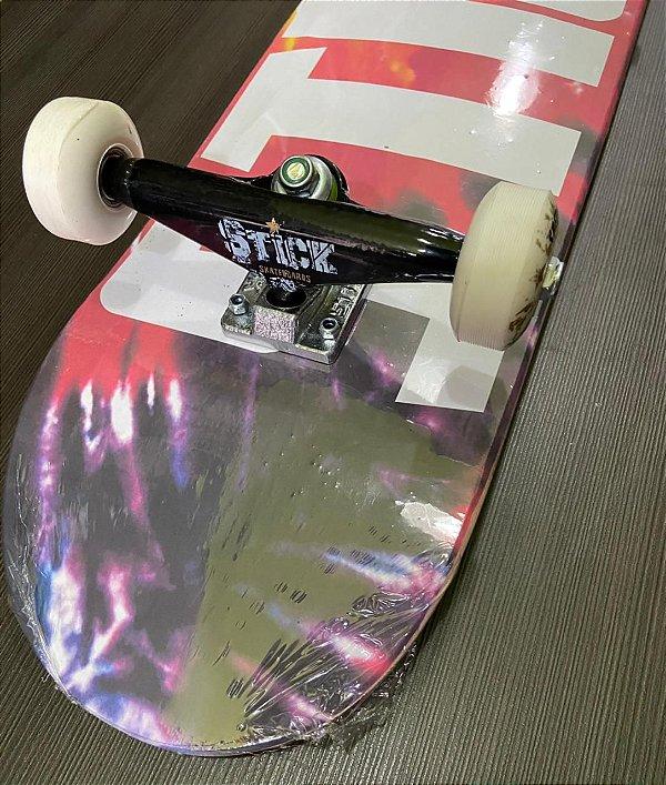 Skate Stick Montado ref.12