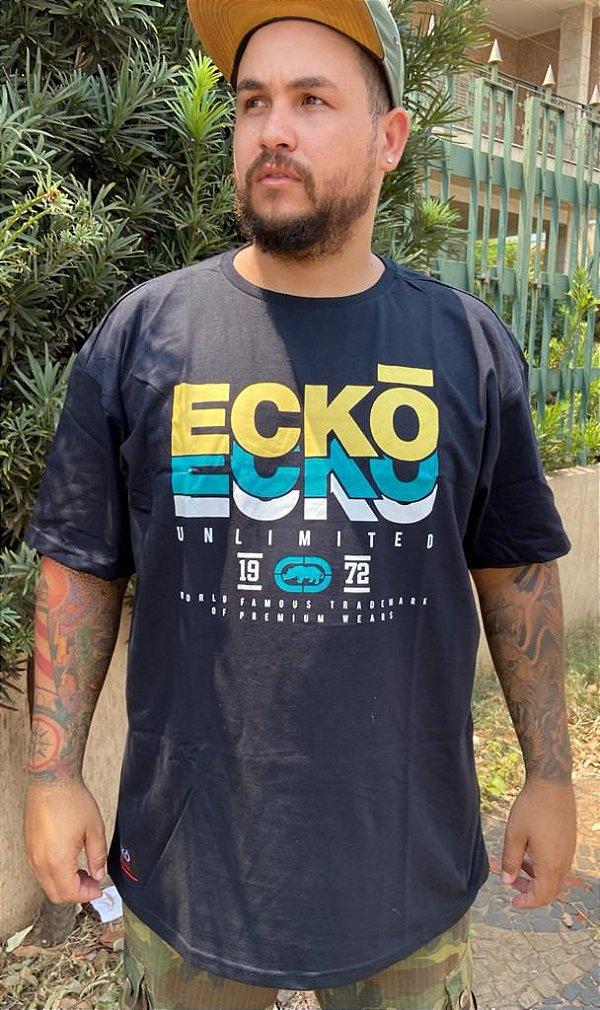 Camiseta Ecko Big Ref. e973a