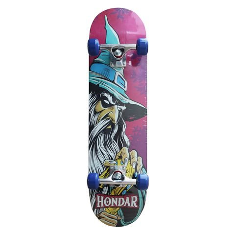 Skate Montado Hondar Mago Pink Hsm-22