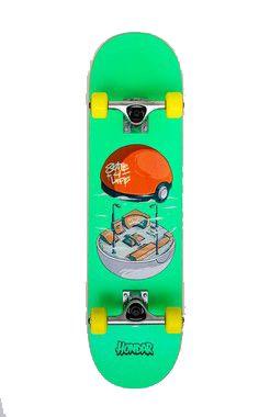 Skate Montado Hondar Bowl Hsm-18