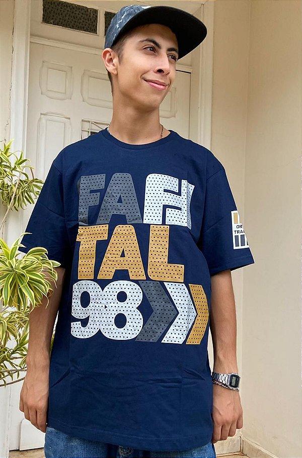 Camiseta Fatal ref. 24301
