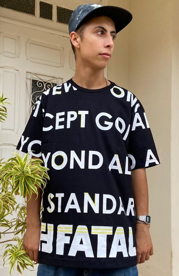 Camiseta Fatal ref. 24362