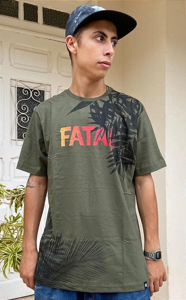 Camiseta Fatal ref. 22185