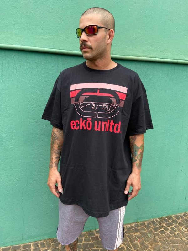 Camiseta Big Ecko K193A