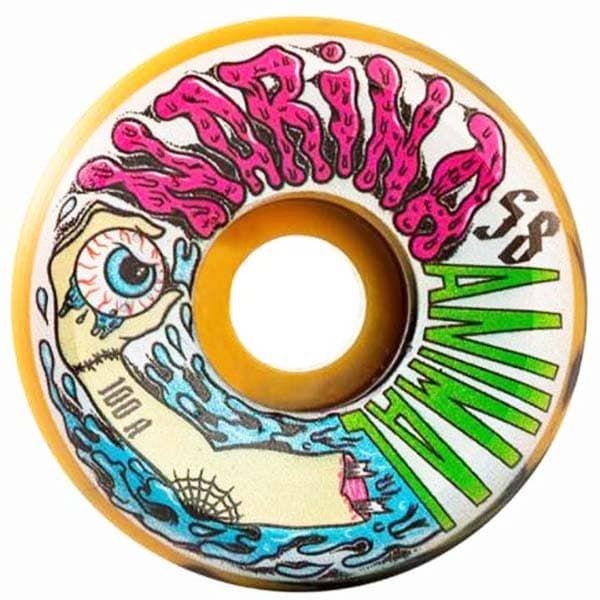 Roda Para Skate Narina 58mm Dureza 100A