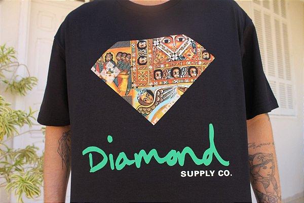 Camiseta Diamond Ethiopian Tee A20DMPA008