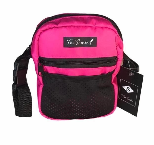 Shoulder Bag Free Session Pink
