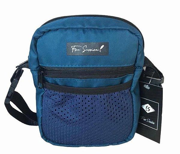 Shoulder Bag Free Session Azul