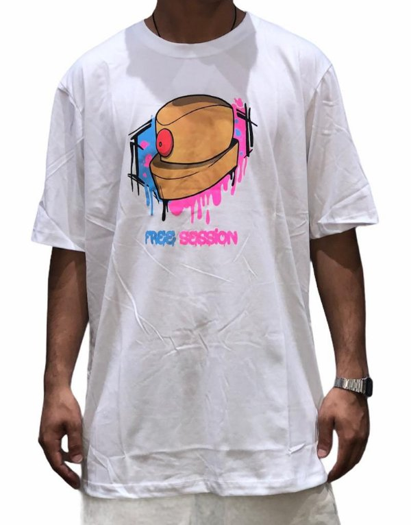 Camiseta Free Session Spray