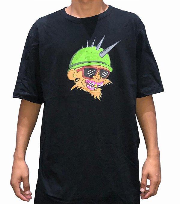 Camiseta Free Session Punk