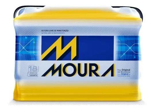 Bateria Moura 60Ah – 12V – M60AD - Caixa Alta