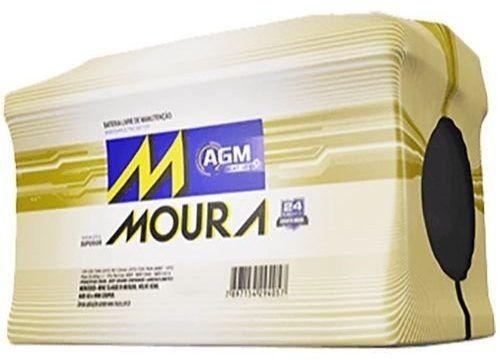 Bateria Moura Agm 92Ah – 12V –Ma92QD