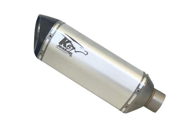 TRIUMPH TIGER 800 XC 2012/2020 FULL 3X1 K67 SILVER