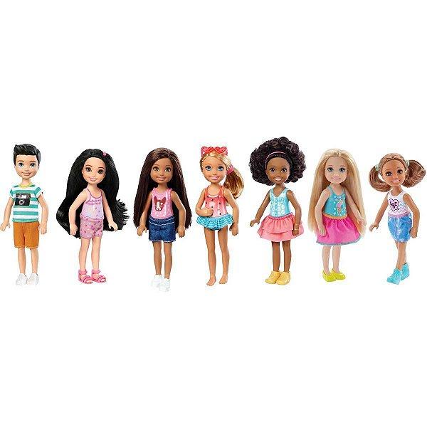 Barbie Family Chelsea Sort. Mattel
