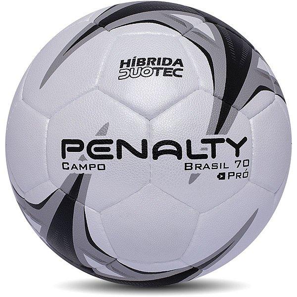 Bola De Futebol De Campo Brasil Pro Bc-Pt-Pr Penalty