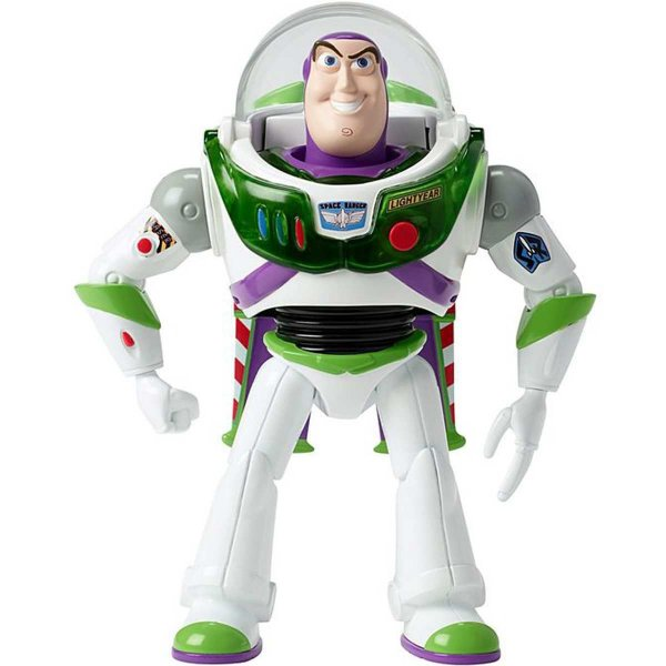 Boneco E Personagem Toy Story 4 Buzz Voo Espacial Mattel