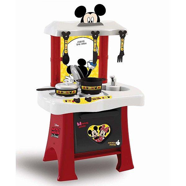 Brincando De Casinha Mickey.&.Minnie Cozinha Xalingo