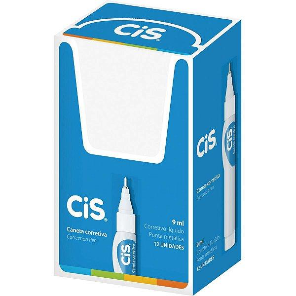 Caneta Corretiva Cis Correction Pen 9ml Metal Sertic